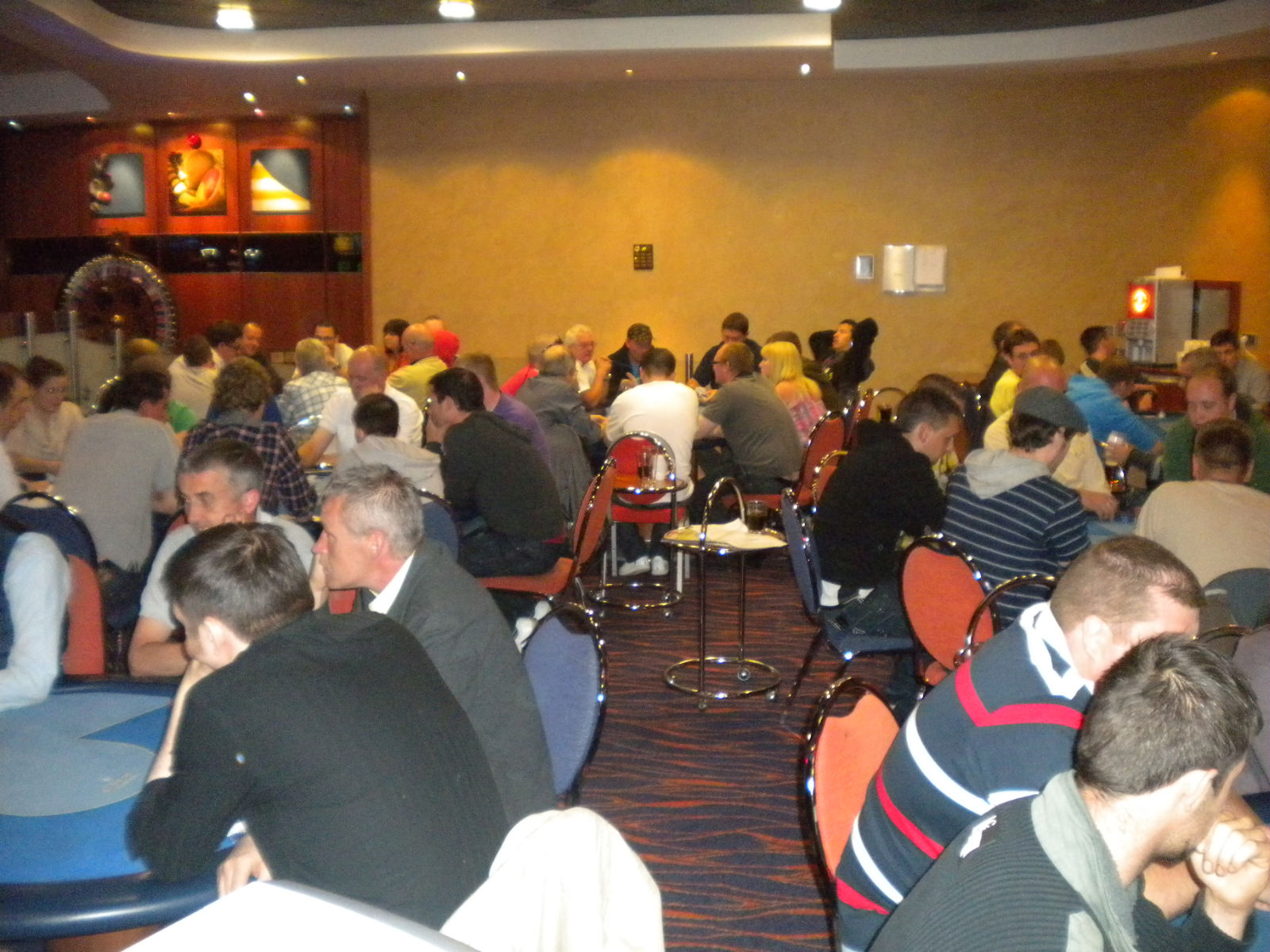 The nuts poker league regional finals